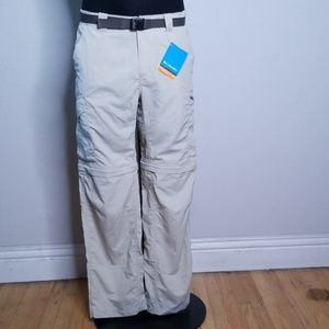 NWT Columbia OMNI-SHADE sun protection pants